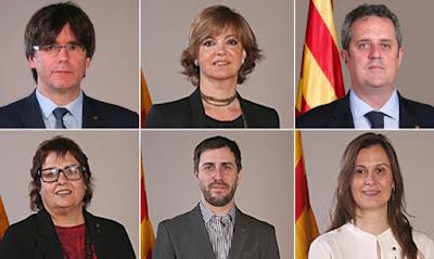 Εξόριστη η κυβέρνηση της Καταλονίας, ξεκινά…αντάρτικο – Τον επικήρυξε ο Ραχόι