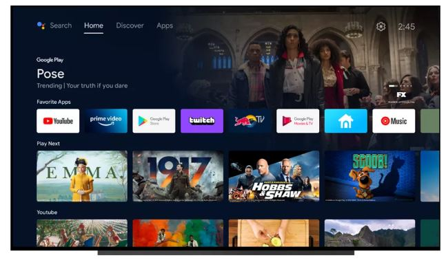 Google TV is coming to Android TV