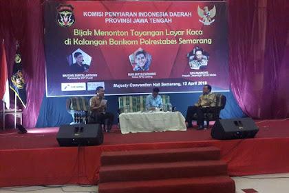 KPI Dorong Bankom Jadi Agen Literasi Media