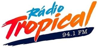 Rádio Tropical FM 94,1 de Boa Vista Roraima Online