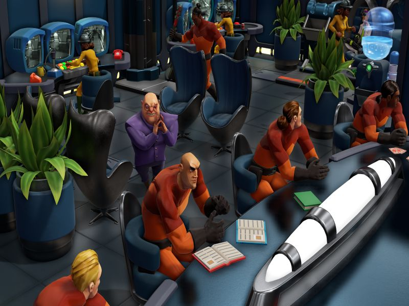 Evil Genius 2 World Domination Highly Compressed Free Download