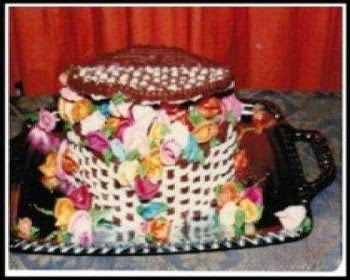 Ajantha Cakes/ Birthday Cake/Basket of Roses