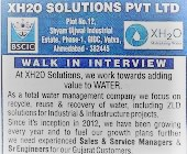 Required Diploma Engineer Job For Chemical, Mechanical, Electrical,  Instrumentation & Control In Xh2o Solutions Pvt Ltd Ahmedabad, Gujarat
