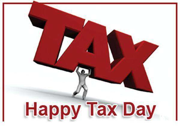 Tax Day Wishes Images