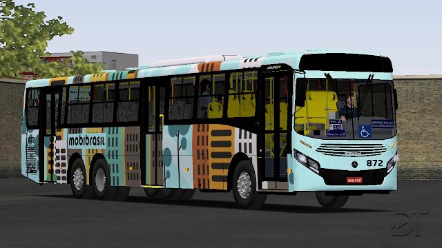 OMSI 2 - Caio Apache VIP IV 6x2 MB O-500