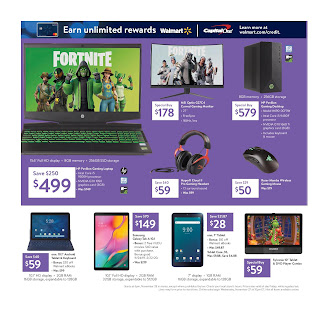 Walmart black friday ad scan 2019 - gaming