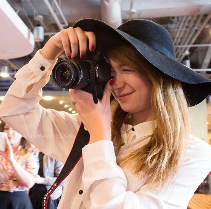 anna kęska, aniamaluje, hat, kapelusz, dziewczyna w kapeluszu aniamaluje blog