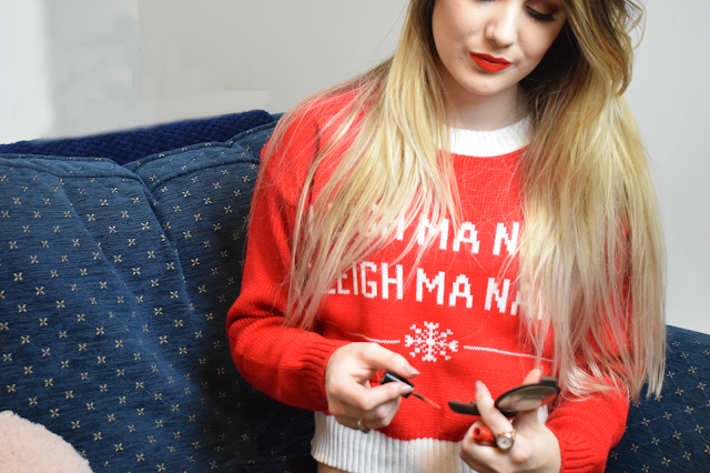 PrettyLittleThing Sleigh Ma Name Jumper