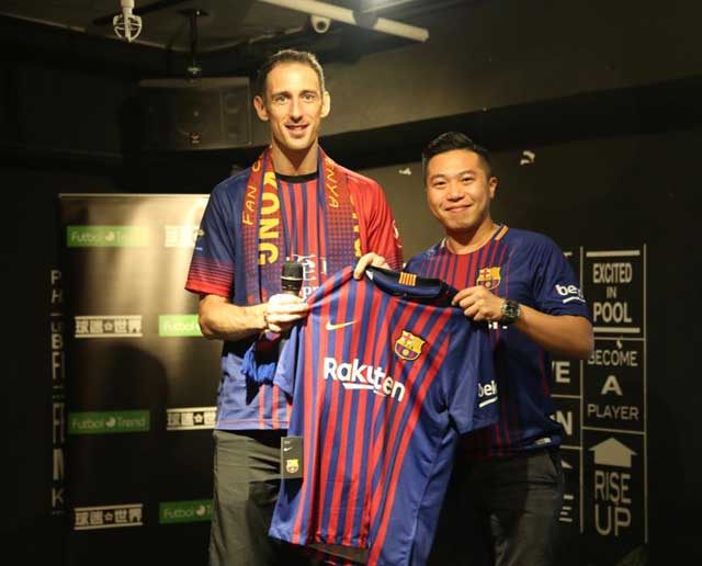 LaLiga brings El Clásico closer to its fans in Hong Kong