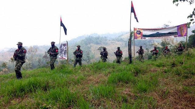 Militares venezolanos colaboran con la guerrilla