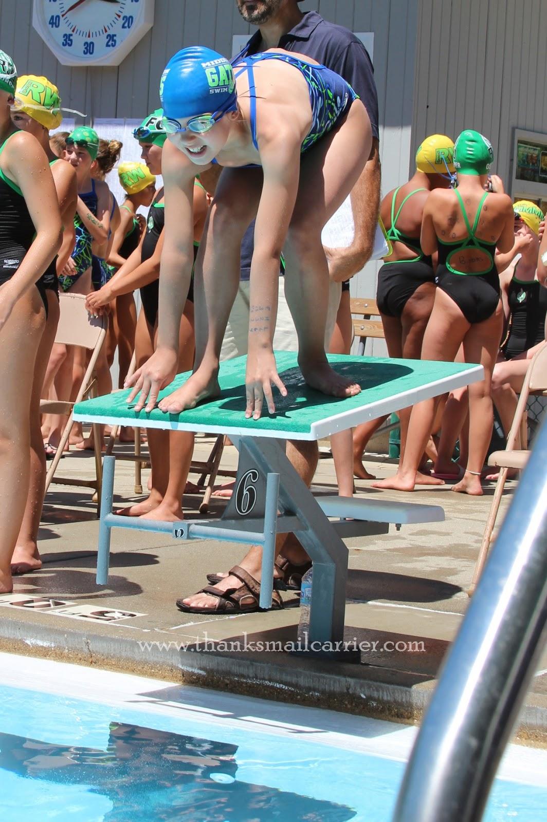 swim team start