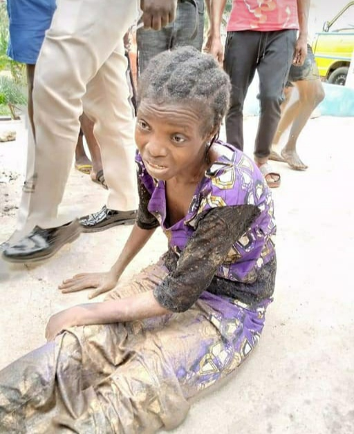 See Reason a Woman Jumped Into Osun River