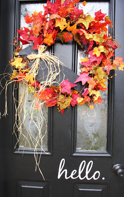 Spooky Fun Front Porch Decorating From Itsy Bits And Pieces