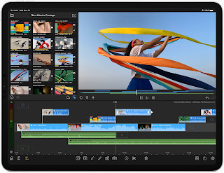 A12Z bionic video editing
