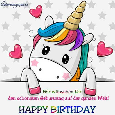 Geburtstagswünsche Zum 8. Geburtstag