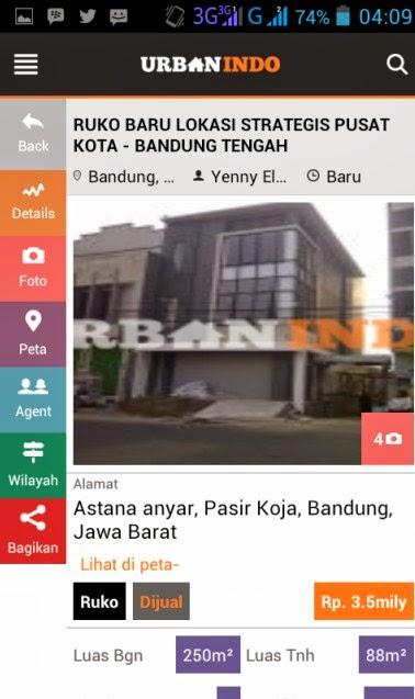 Aplikasi Android Pencarian Rumah dan Properti Terbaik di Indonesia