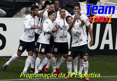Programação da TV Esportiva ''Quarta'' 23/01/19