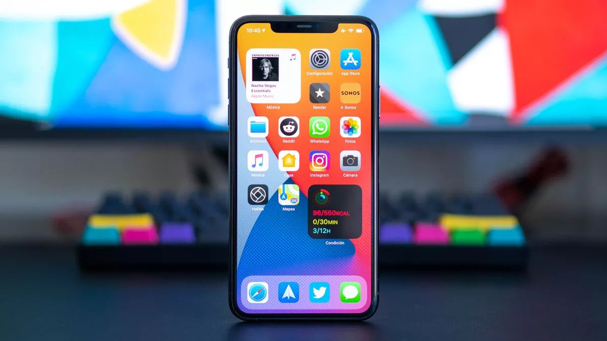 How to create the Widget stack on iPhone
