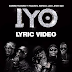 LyricVideo l Diamond Platnumz - IYO Ft. Focalistic, Mapara A Jazz & Ntosh Gazi