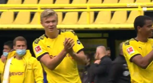Hasil Liga Jerman: Dortmund Hantam Schalke 4-0 (Highlights)