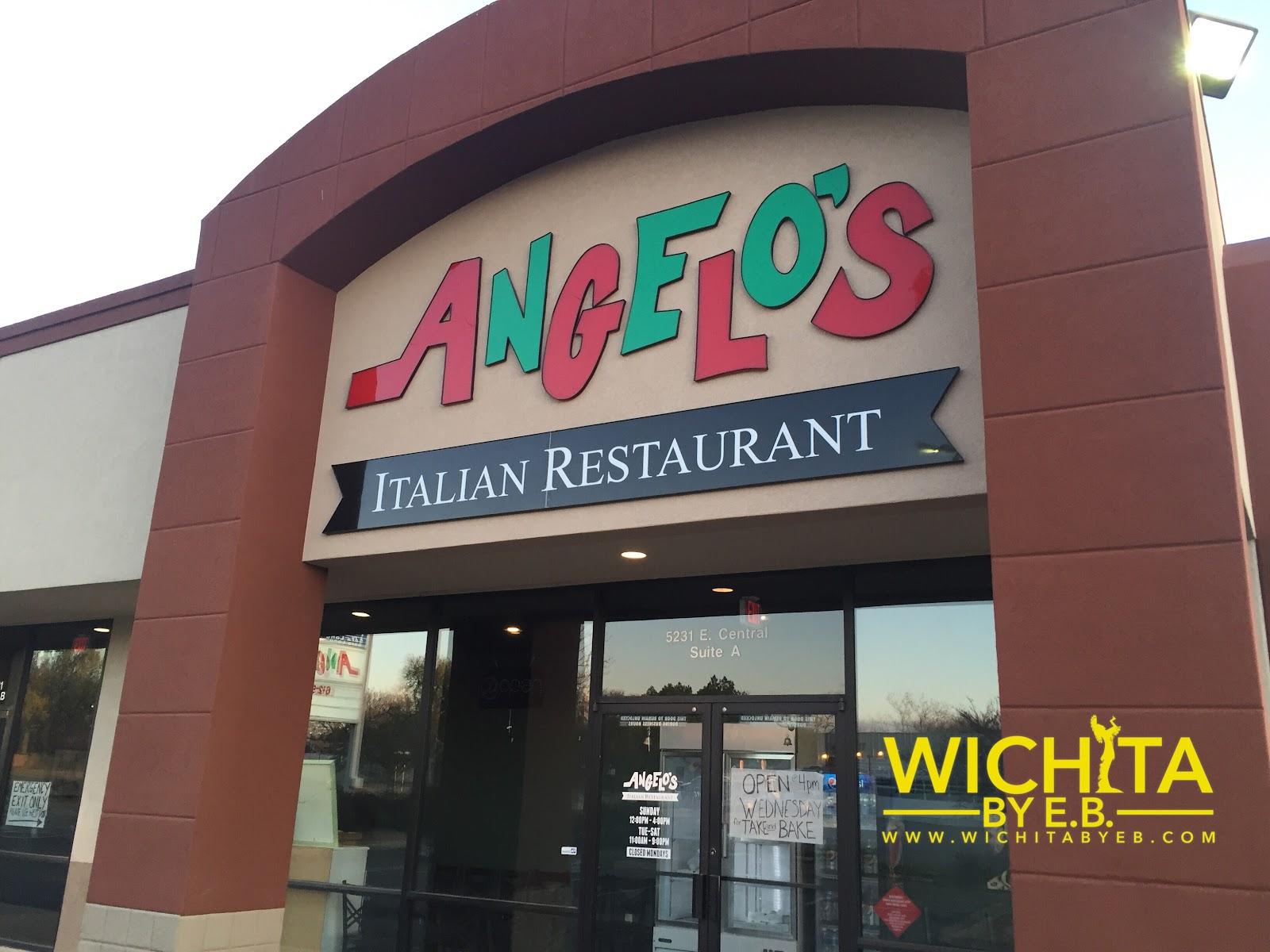 Angelo S Italian Restaurant Take And Bake Review