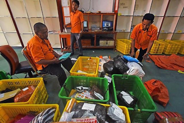 Jonan Sebut Industri Logistik Harus Kembangkan IT Saat Pandemi Corona