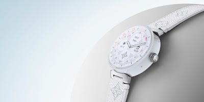 Louis Vuitton Tambour Horizon สมาร์ทวอทช์รุ่นใหม่จาก Louis Vuitton โดดเด่นด้วยขุมพลัง Snapdragon Wear 3100, และแรม1GB