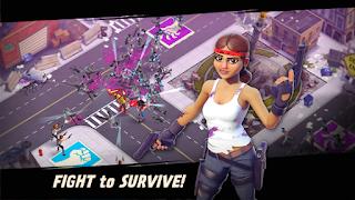 Merupakan game taktik yang menempatkan player dalam dua kubu yang bertikai di petaka ki Unduh Game Android Gratis World Zombination apk