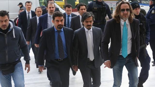 Πρώην πρόεδροι Δικηγορικών Συλλόγων ανάμεσα τους και του Ναυπλίου κατά της απόφασης για τον Τούρκο αξιωματικό