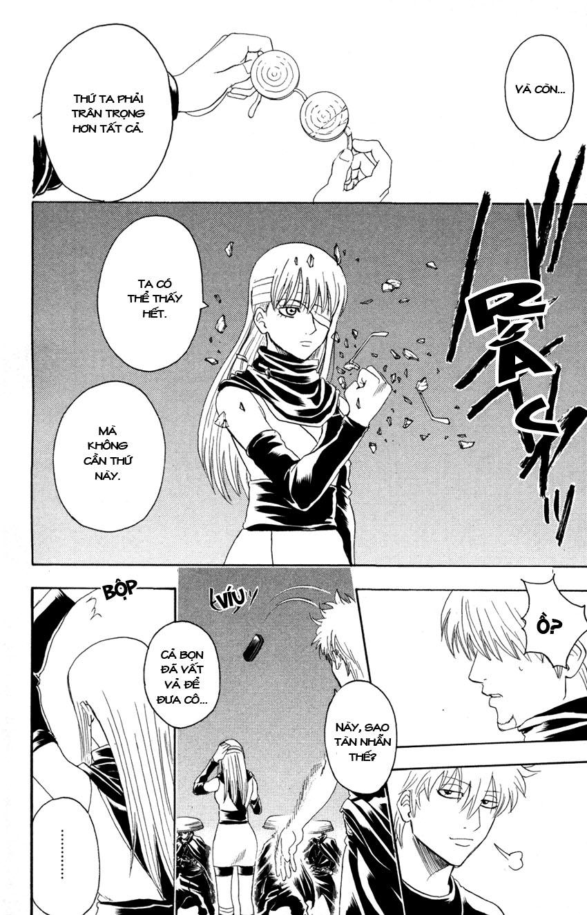 Gintama Chap 321 page 11 - Truyentranhaz.net