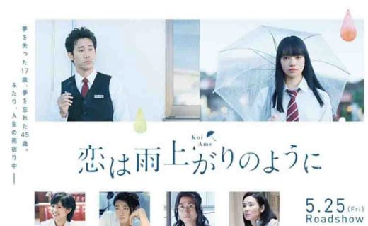After the Rain Live Action (2018) Bluray Subtitle Indonesia
