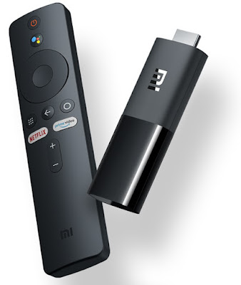 Xiaomi Launched Mi TV Stick With 1080p Video Output, Android TV 9.0, Voice Remote For Rs. 2799/- Only