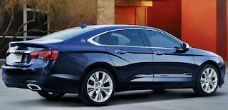 2019 Chevrolet Impala Exterior