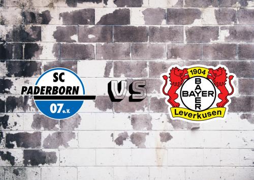 Paderborn vs Bayer Leverkusen  Resumen