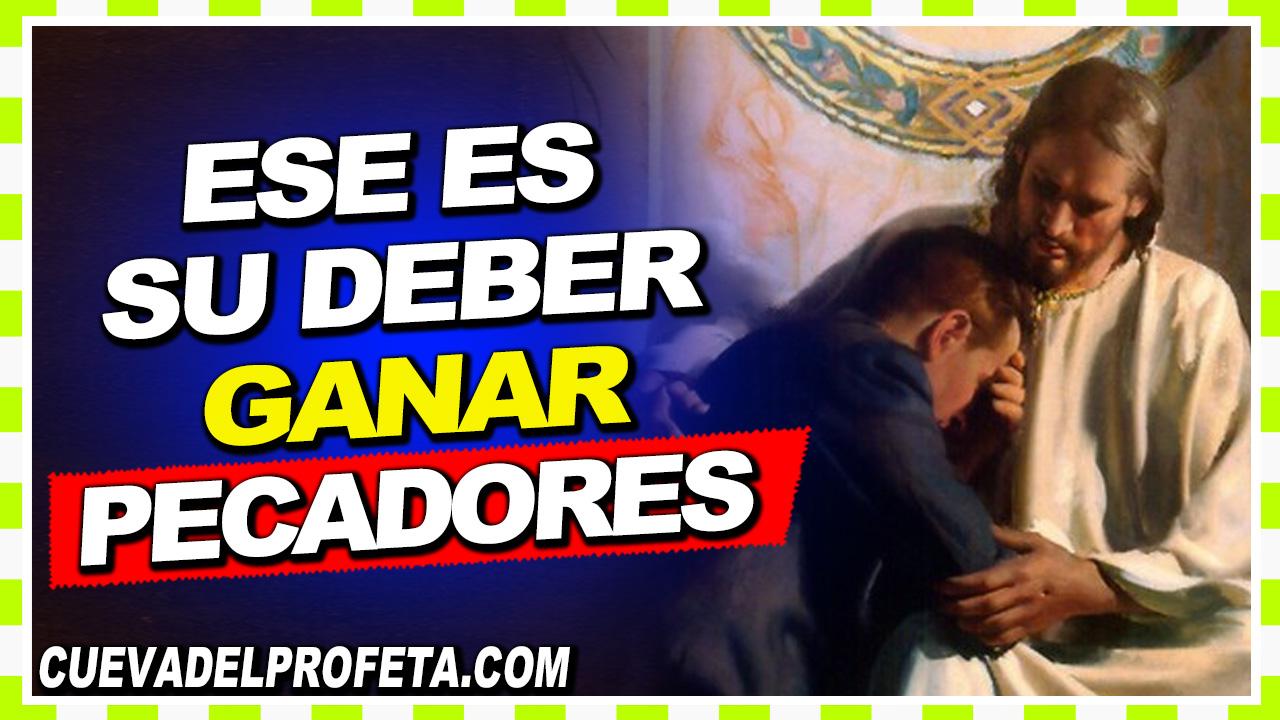 Ese es su deber ganar pecadores - William Branham en Español