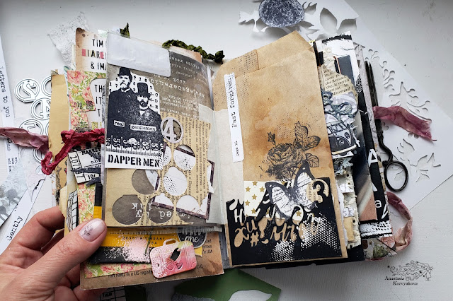 @nastyalena #scrapbooking #papercrafting #scrapbookingdies