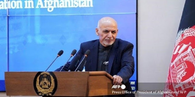 Utusan Kremlin: Ghani Kabur Bawa Uang Berkoper-koper, Sebagian Ditinggalkan di Landasan karena Tidak Muat