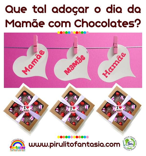 Visite nosso site e presenteie a Mamãe