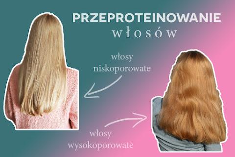 Przeproteinowanie włosów - objawy i jak sobie z tym poradzić? - czytaj dalej »