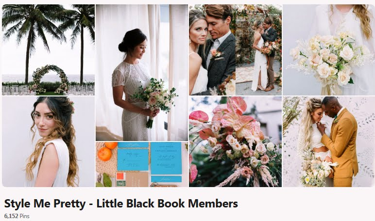 Top 4 Pinterest Wedding Accounts For Wedding Planning & Tips