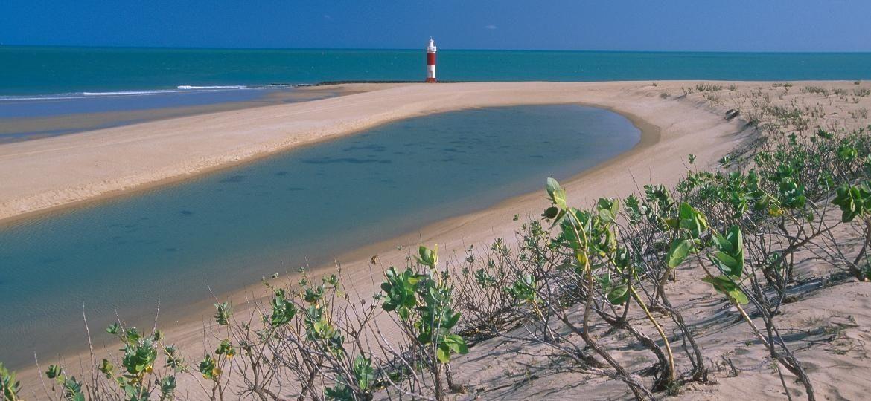 Galinhos se destaca com turismo artesanal no Litoral Norte