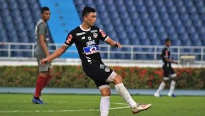 Carlos Brazil abre o jogo sobre situação de meia colombiano Fabián Angel