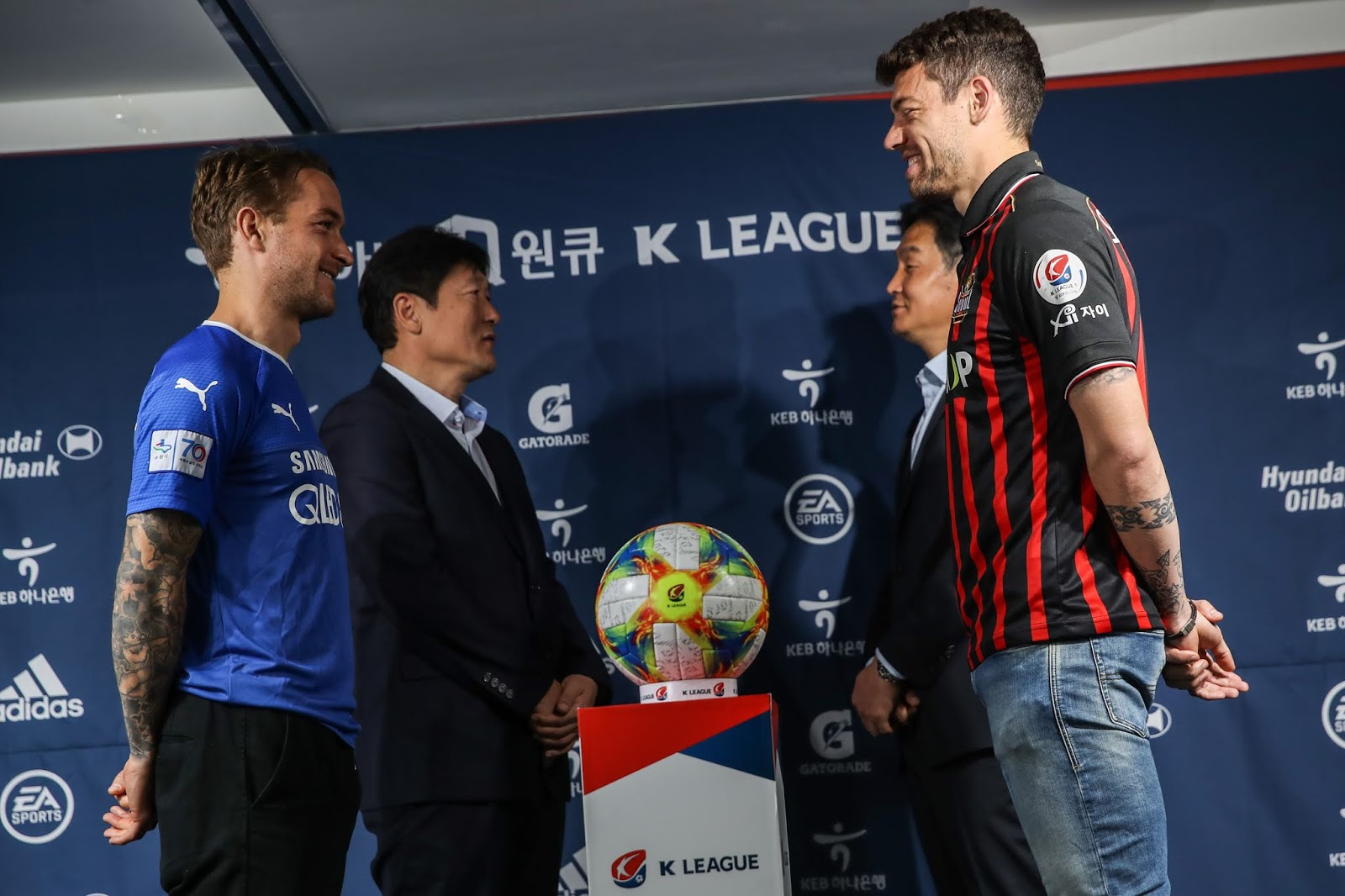 Super Match Preview: Suwon Bluewings vs FC Seoul Adam Taggart Osmar Ibanez Barba