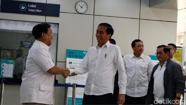 3 Alasan Prabowo Mau Bertemu Jokowi Versi Dahnil Anzar