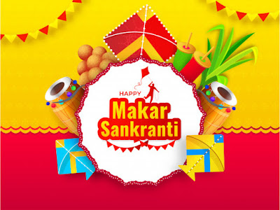 happy makar sankranti images in Uttar Pradesh