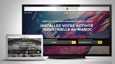 Plateforme digitale consacrée a l'industrie au Maroc