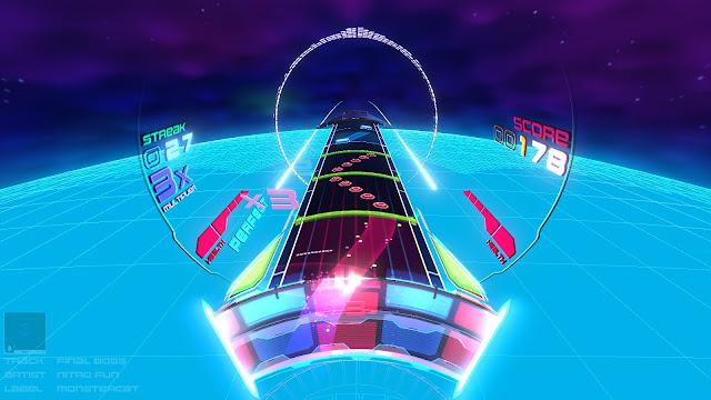 Spin Rhythm XD chegará ao Switch em 2020