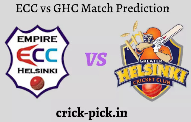 ECC Vs GHC Today Match Prediction | Finnish Premier League | Who Will Win
