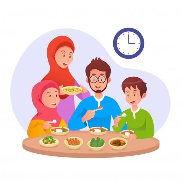 5 Tips Sahur Ala Rasullullah Yang Dapat Kita Teladani
