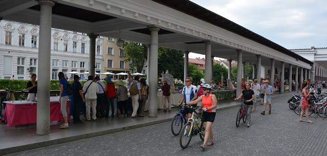Market Ljubljana galery